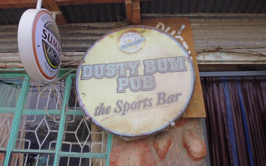 The Dusty Bum Pub