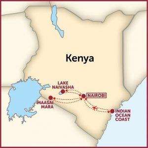 Itineraries Africa Tour