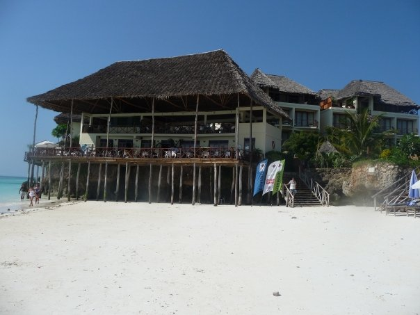 Our exotic beach-front accommodation Zanzibar Island