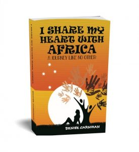 I share my heart with Africa